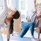 yoga  Lesson【1月より一部時間が変更になります】